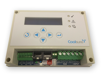 Coolsure Free Cooling Controls
